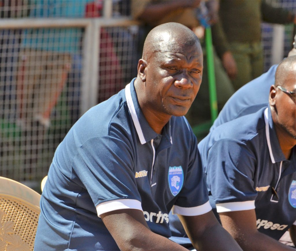 Robert Matano has served a number of stints at AFC Leopards