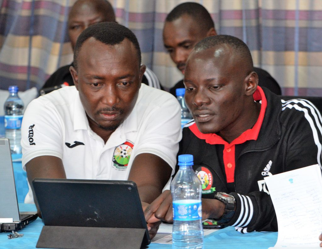 Coaches have been able to advance their knowledge under the FKF program of coaching courses countrywide