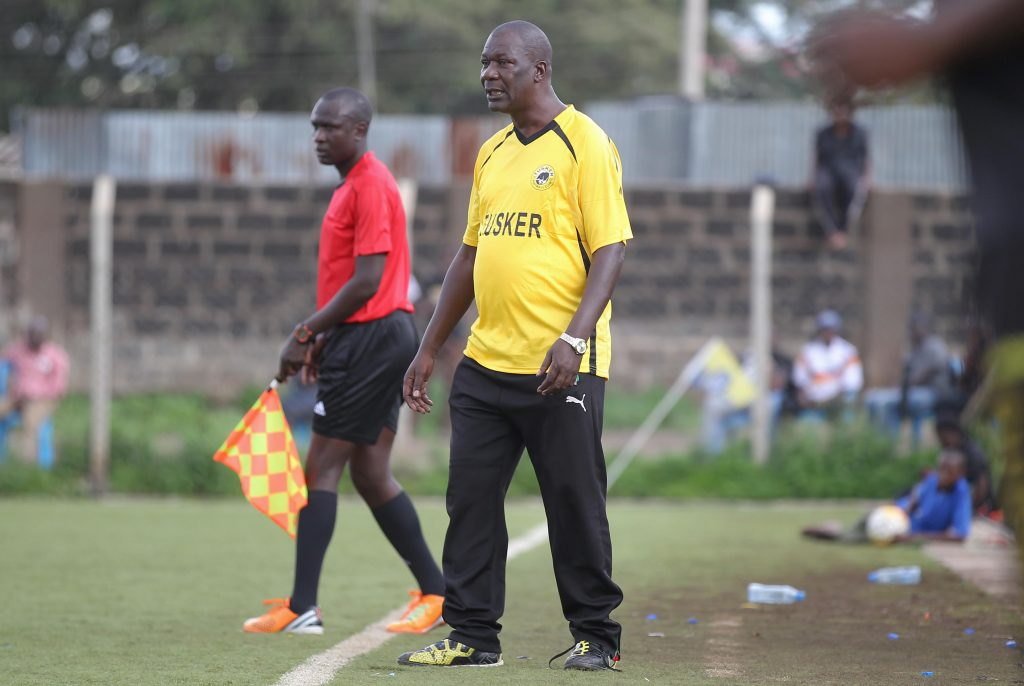 Robert Matano says his job is all about getting silverware and not just coaching for the sake